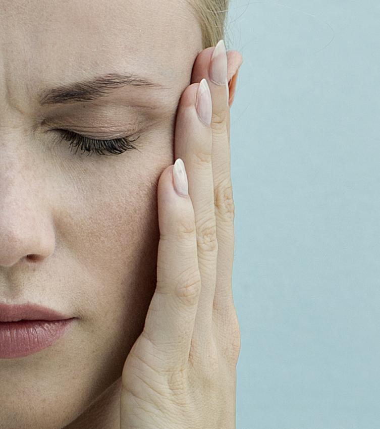 L'effet du stress sur la peau du visage